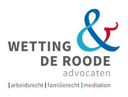 Afbeeldingsresultaat voor wetting en de roode logo